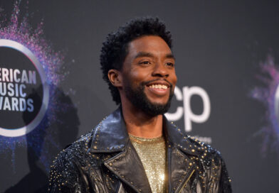 The tweet about the death of Chadwick Boseman became the most popular in the history of Twitter