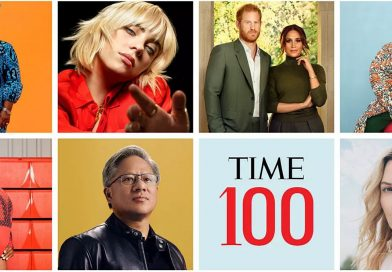 Time named one hundred most influential people of 2021